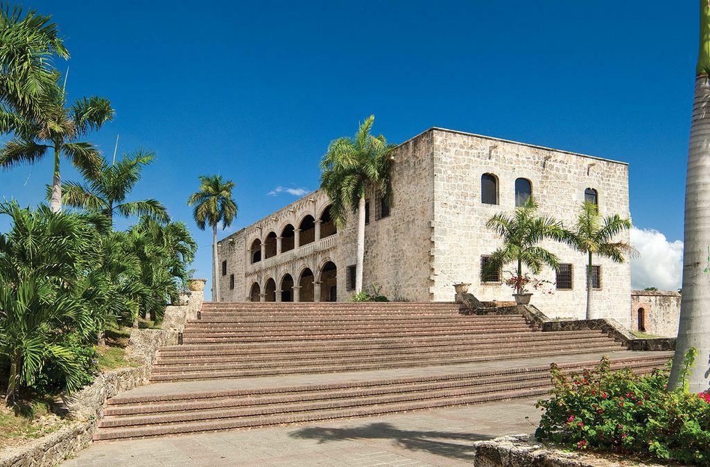 Alcázar de Colón - Central Towers Santo Domingo